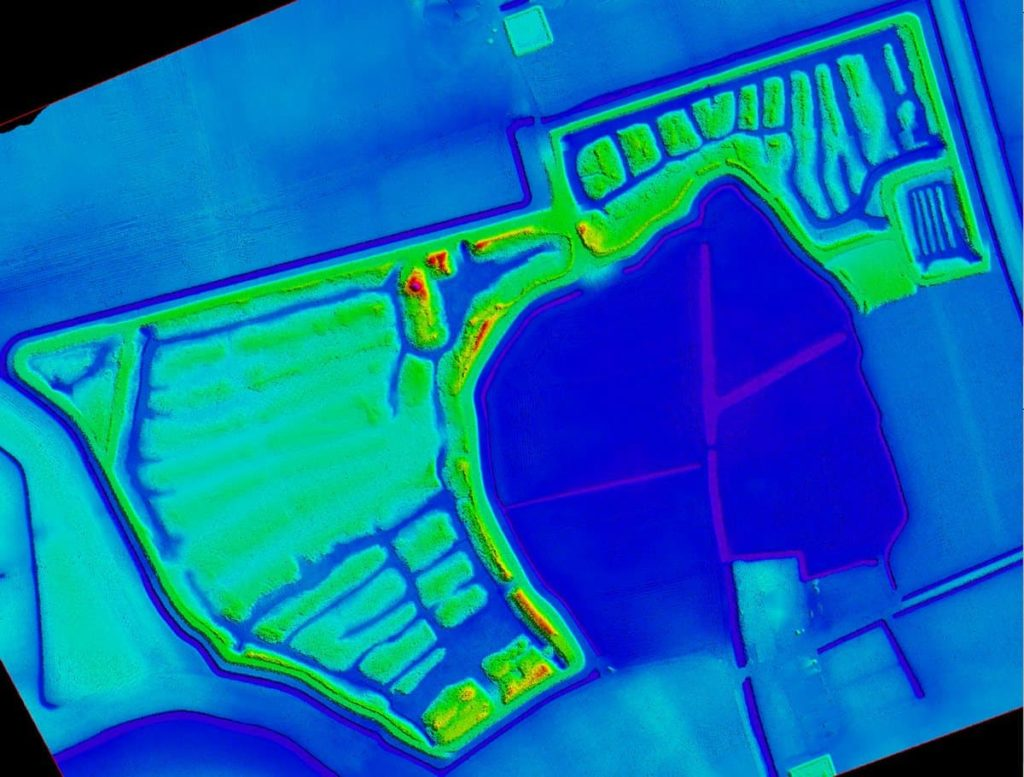 Industrial UAS LIDAR Surveying | ISS Aerospace