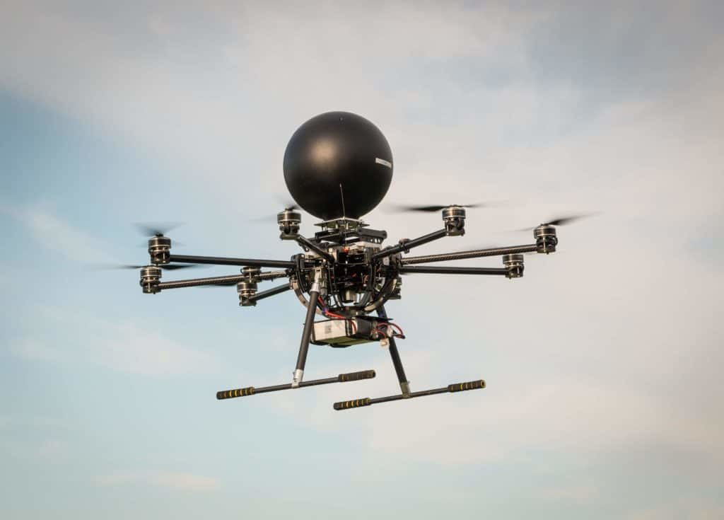 UAV testing and prototyping | ISS Aerospace
