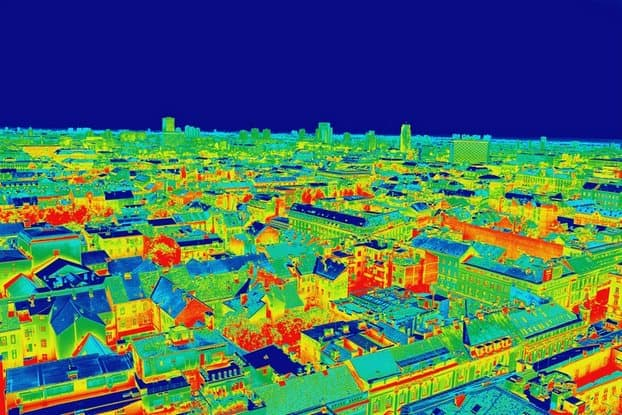 UAV Thermal Imaging Survey | ISS Aerospace