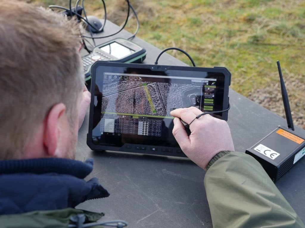 Unmanned Aerial Systems Data Capture and Analytics | ISS Aerospace
