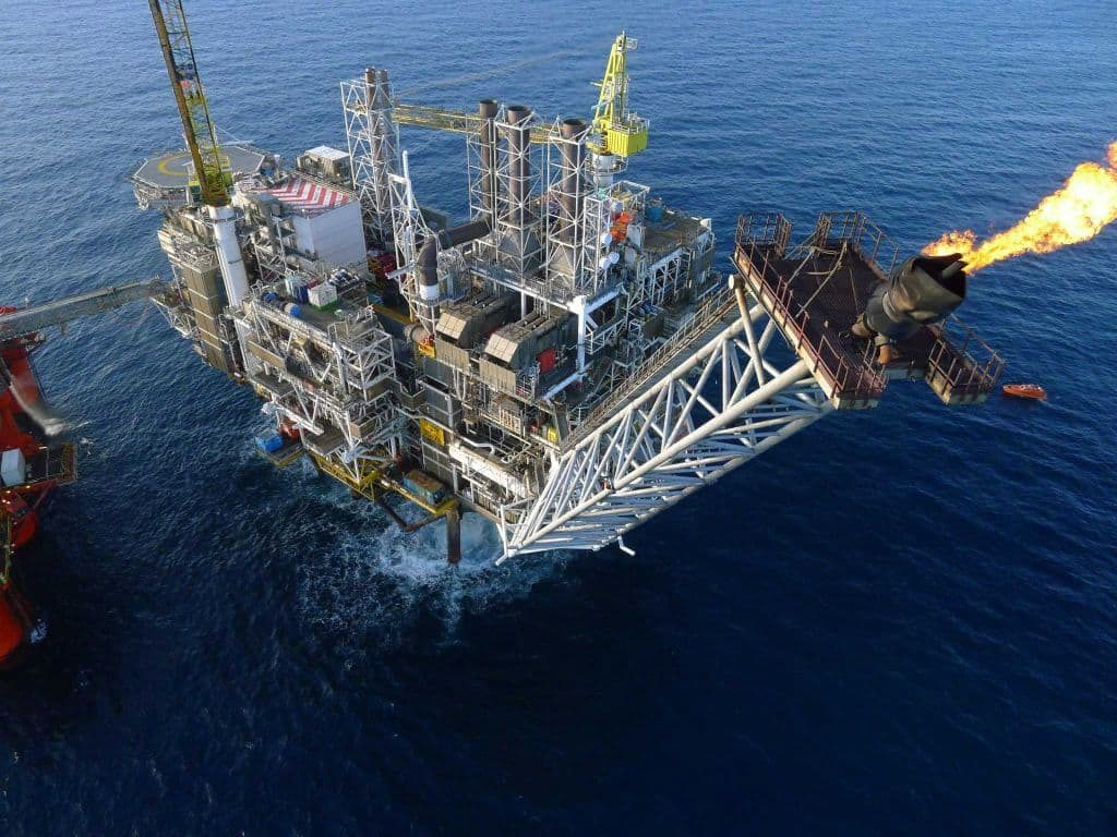 Unmanned Aerial Systems Oil Rig Inspection Services | ISS Aerospace